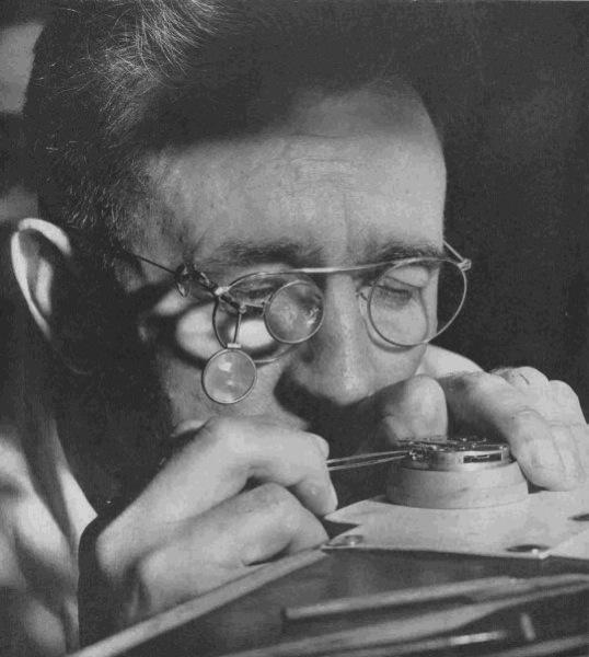 Elgin watchmaker