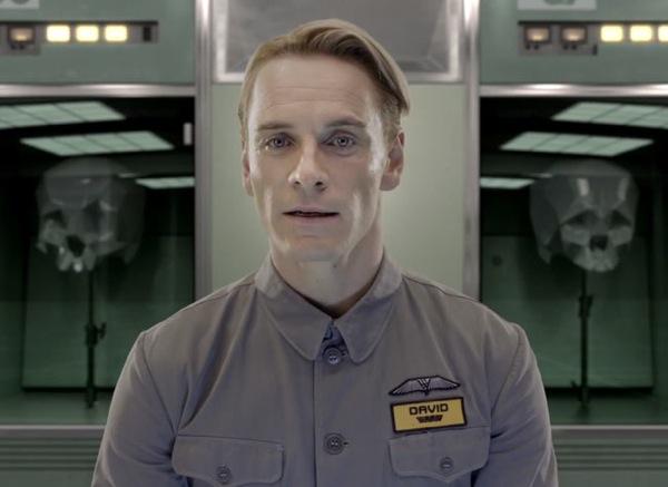 David Prometheus Robot