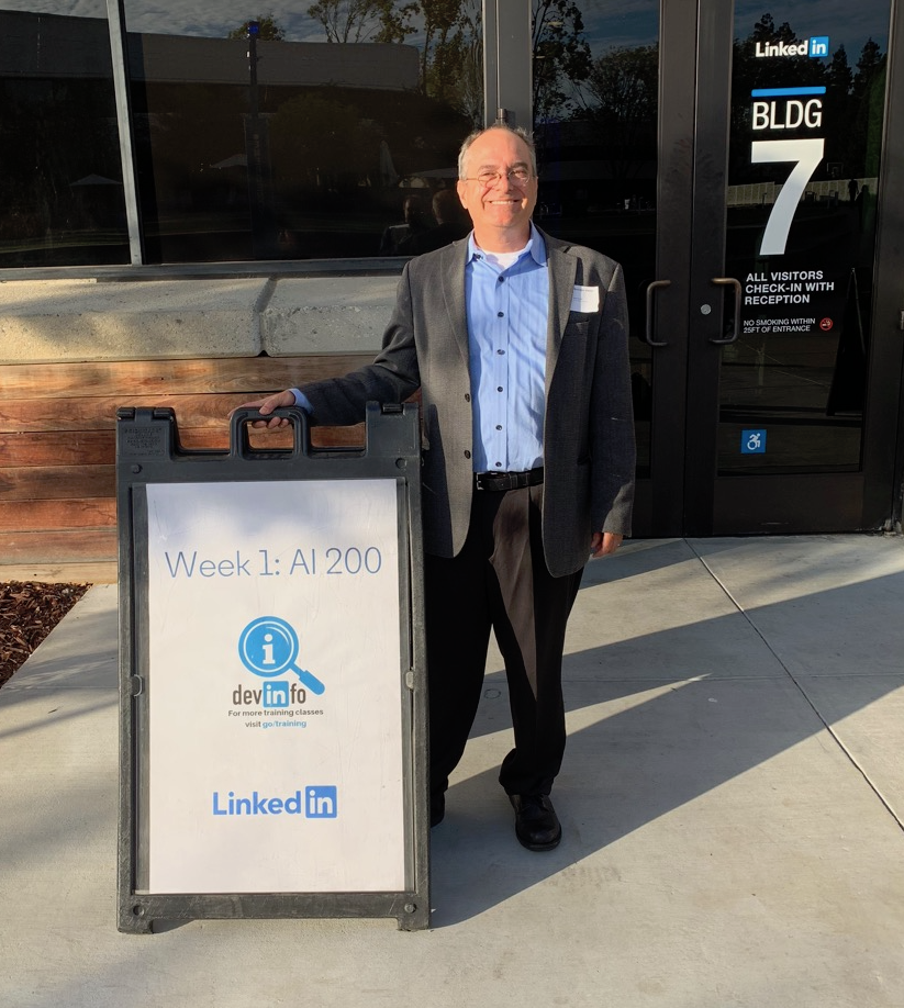 John Mount at LinkedIn