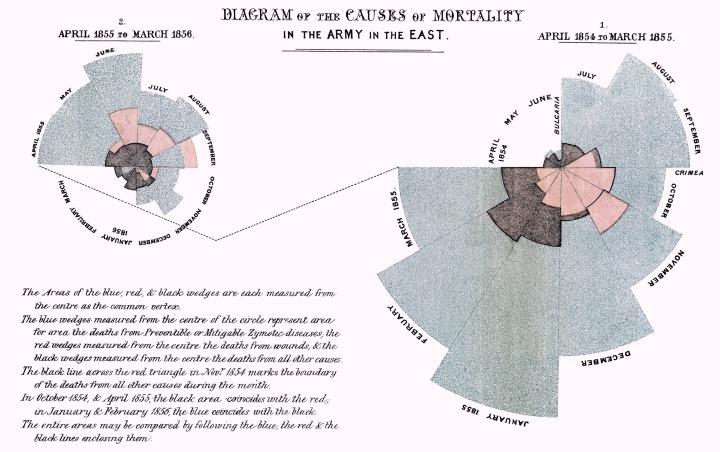 Nightingale mortality