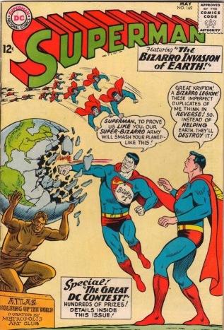SupermanBizarro